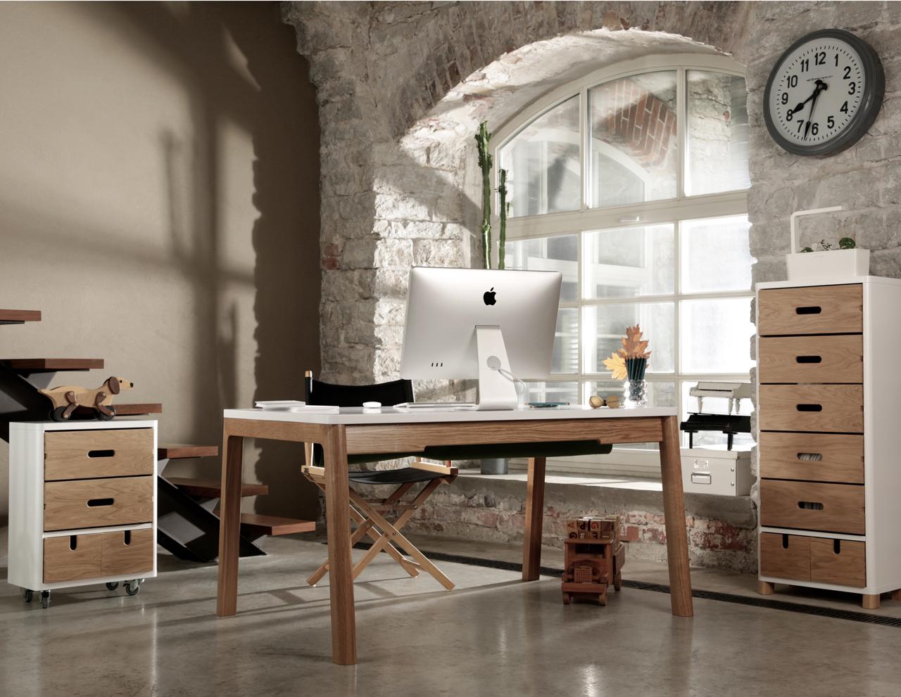 massivholzm bel f r designliebhaber von cow. Black Bedroom Furniture Sets. Home Design Ideas