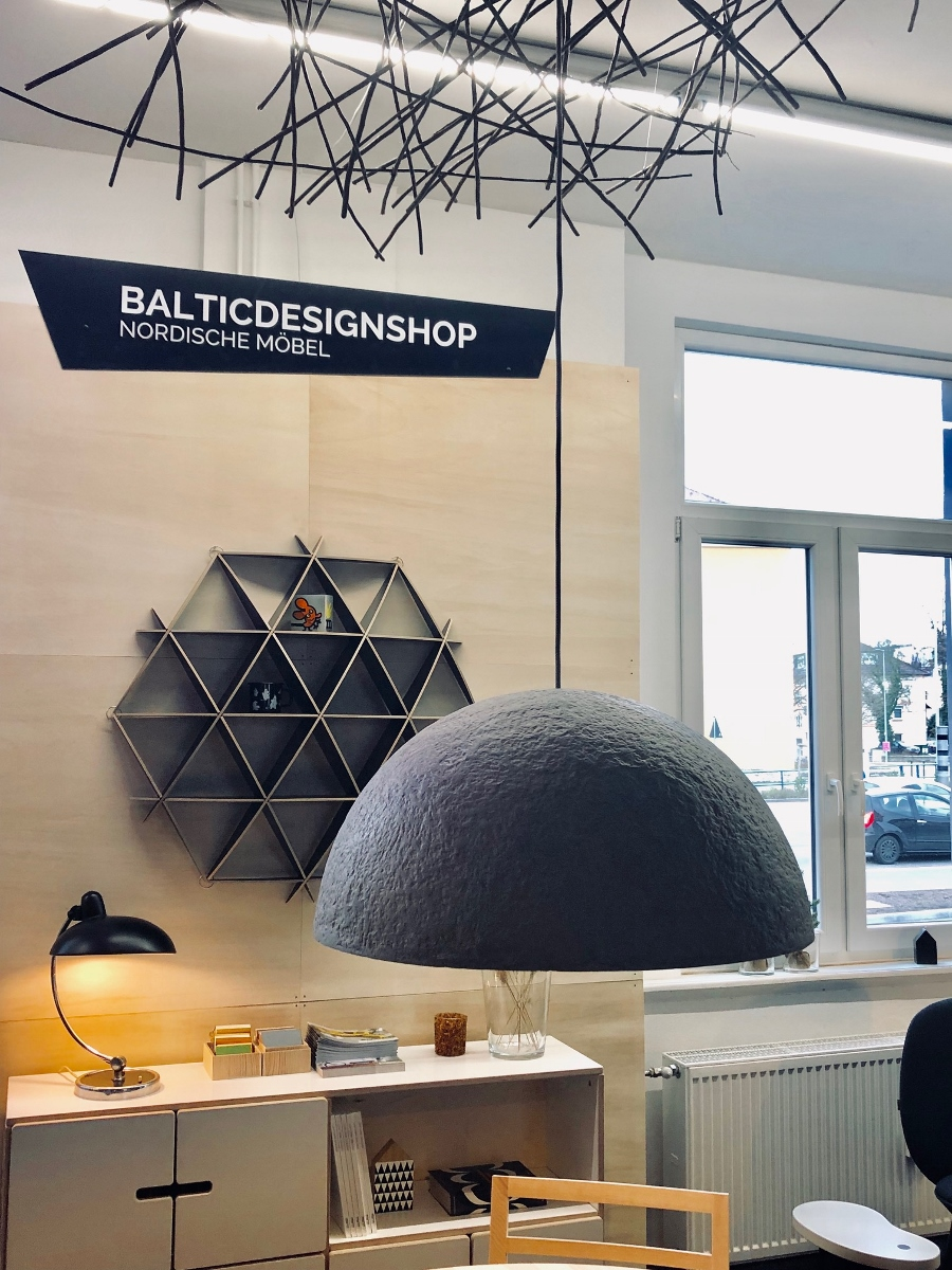 Showroom Baltic Design Shop Bruchsal