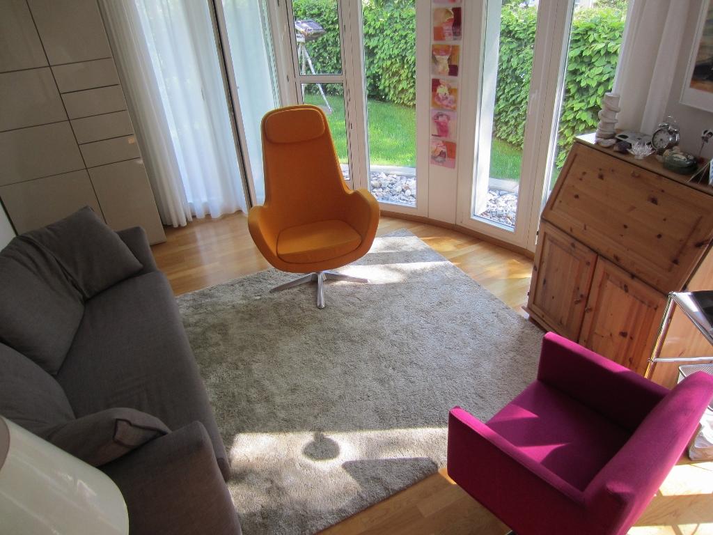 Arbeitszimmer strukturiert gestalten interior designer - Kleines arbeitszimmer einrichten ...