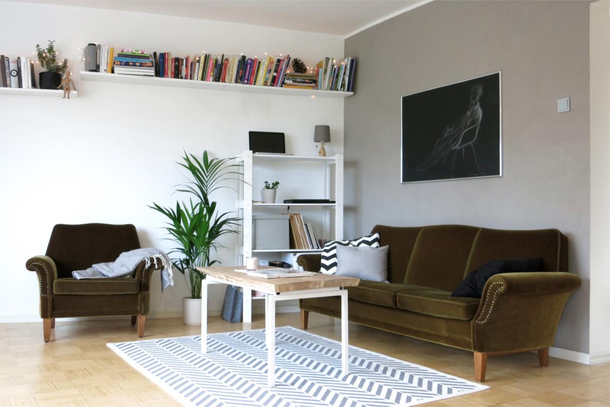 Wohnideen wohnzimmer skandinavisch – midir