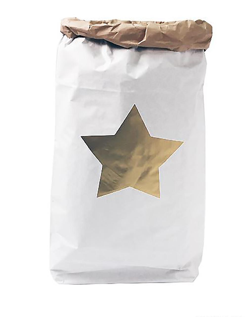 Interview Designer: Aufbewahrungstüten Paper Bag