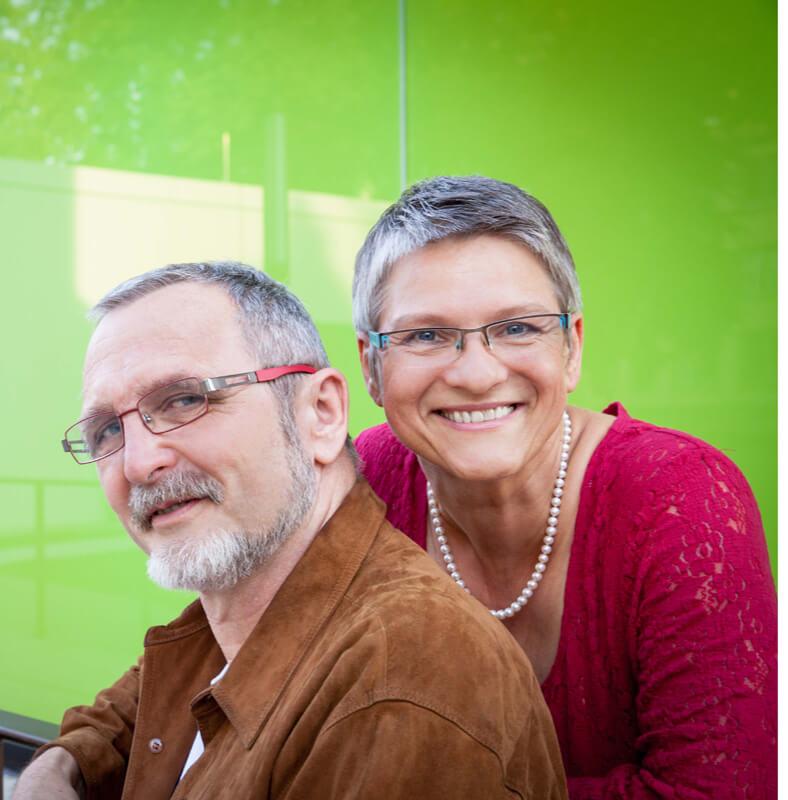 Karin und Roland Scherer - Aromes de Provence Onlineshop