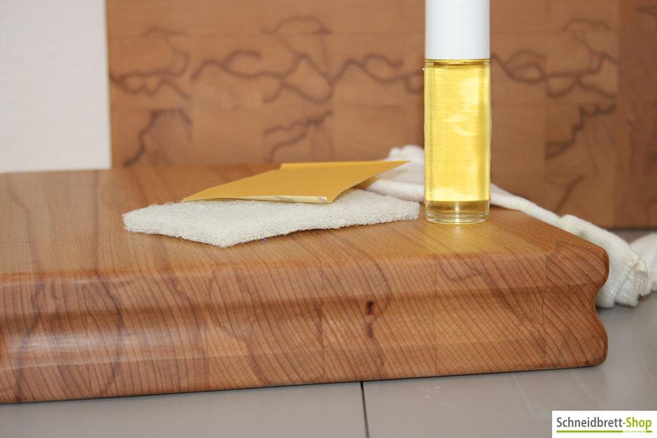 holzpflege auch in der k che schneidbrett shop. Black Bedroom Furniture Sets. Home Design Ideas