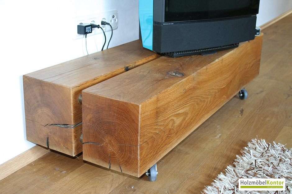Unikate einzelst cke item sold out for Couchtisch holzblock