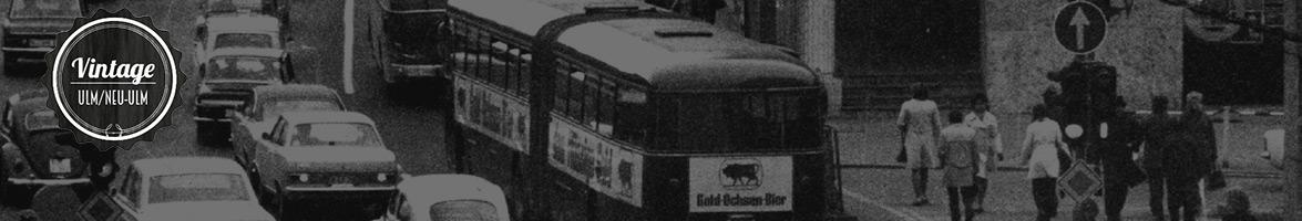 Vintage Ulm/Neu-Ulm