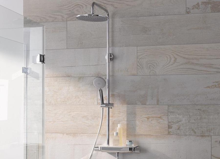 dusch sets pflege reinigung erfahrungen ratgeber creativbad. Black Bedroom Furniture Sets. Home Design Ideas