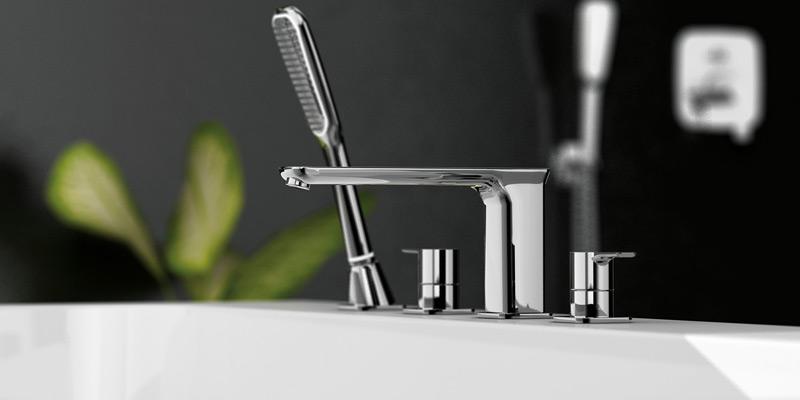 Treos Serie 193 Armaturen und Duschsysteme