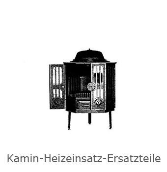 Kamin-Heizeinsatz-Ersatzteile