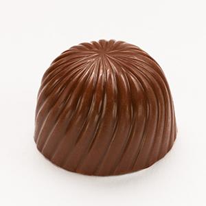 Haselnusscreme in Milchschokolade
