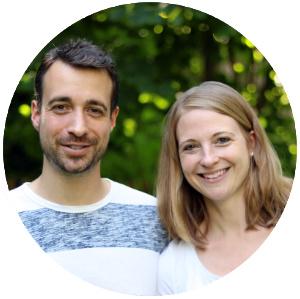 Ananas Stoffwindeln - Andrea und Philipp Bettinger