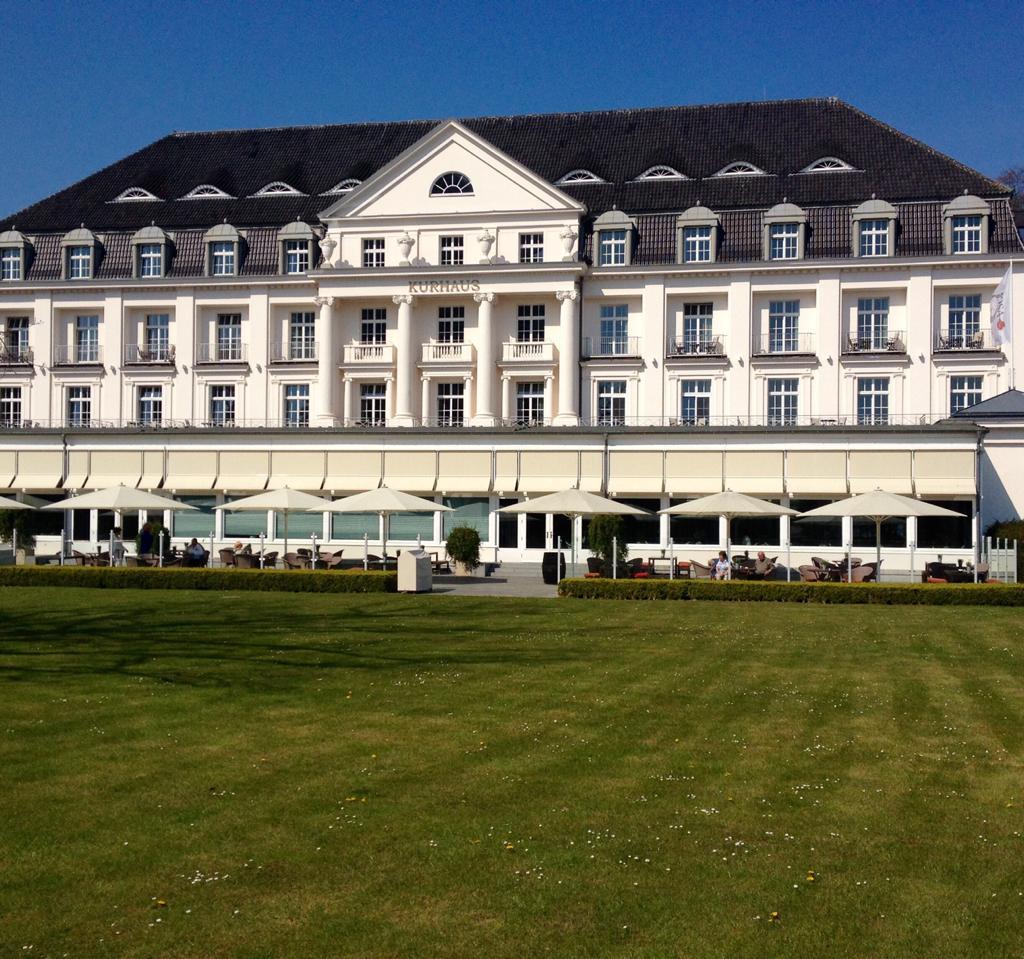 Kurhaus Hotel Travemünde