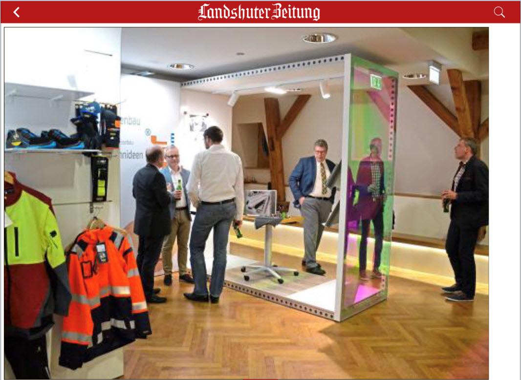 Messe_Wirtschaftsschau_Vilsbiburg 2018 bachmayer