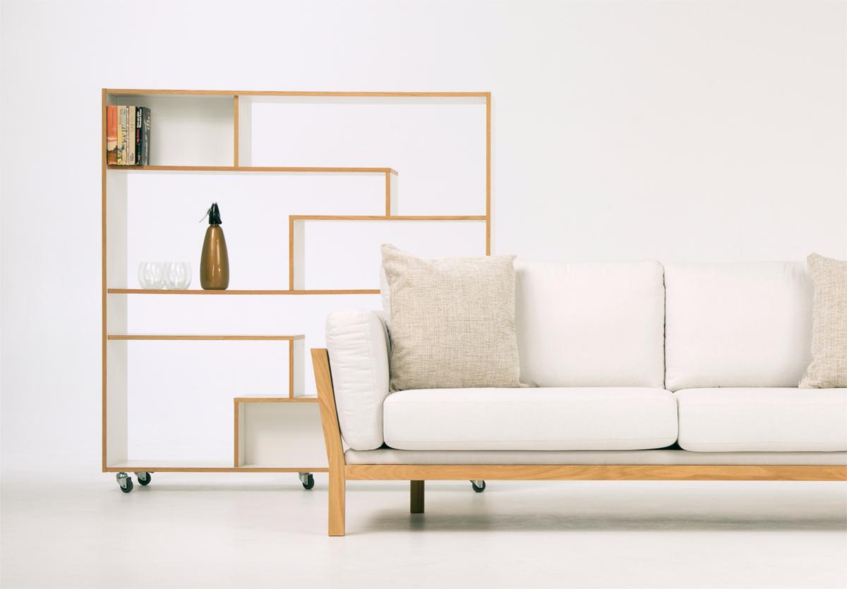 Raumteiler Auf Rollen Kleine Räume Einrichten