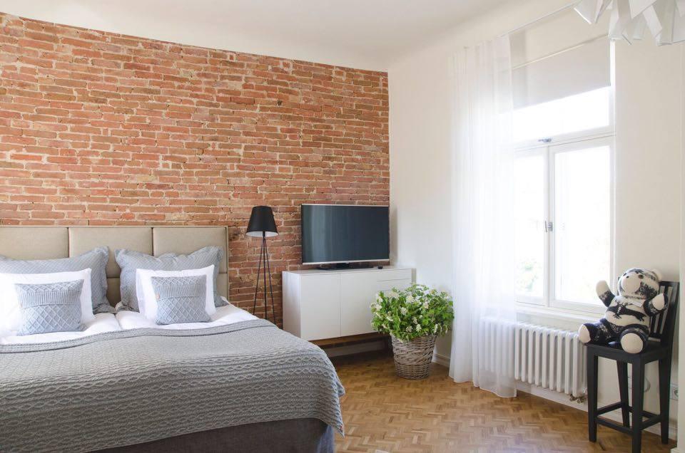 Attraktiv Schlafzimmer Skandinavisch Einrichten Grau