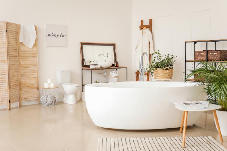 Badezimmer Trends Natürlich Wohnen