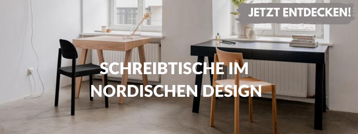 Nordisches Wohndesign aus Holz, Leinen, Wolle
