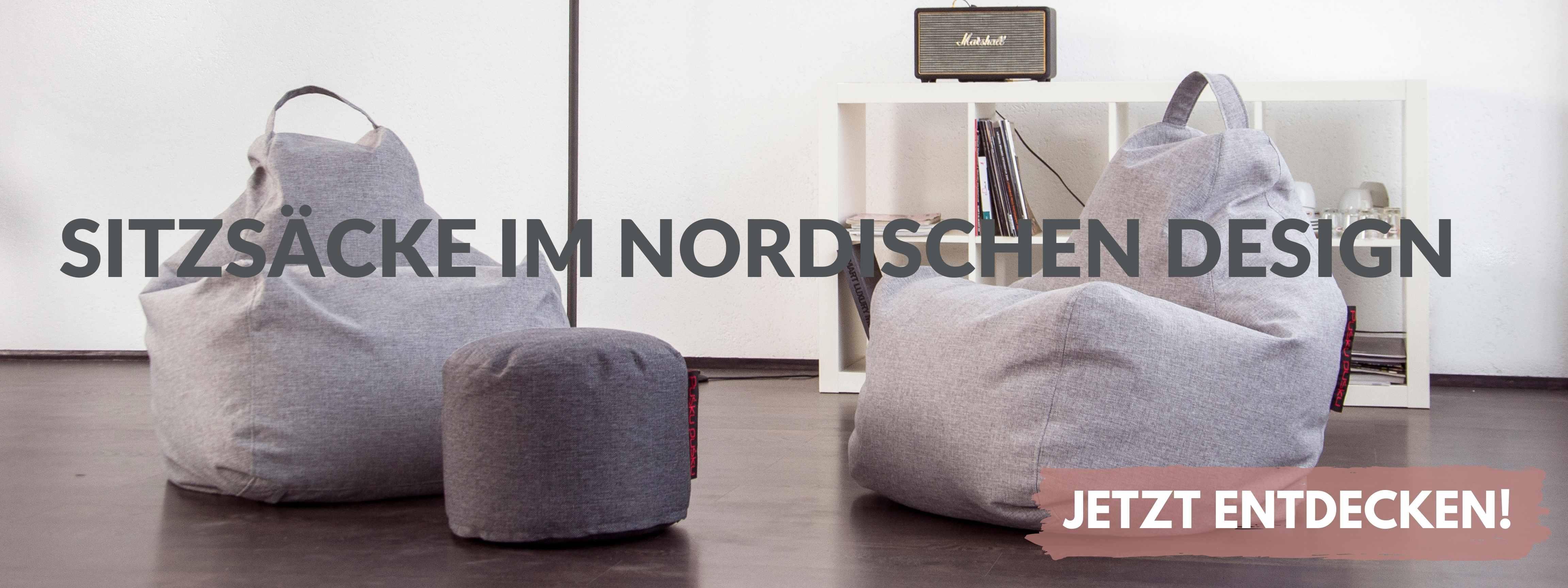 Designer Sitzsäcke skandinavisch kaufen