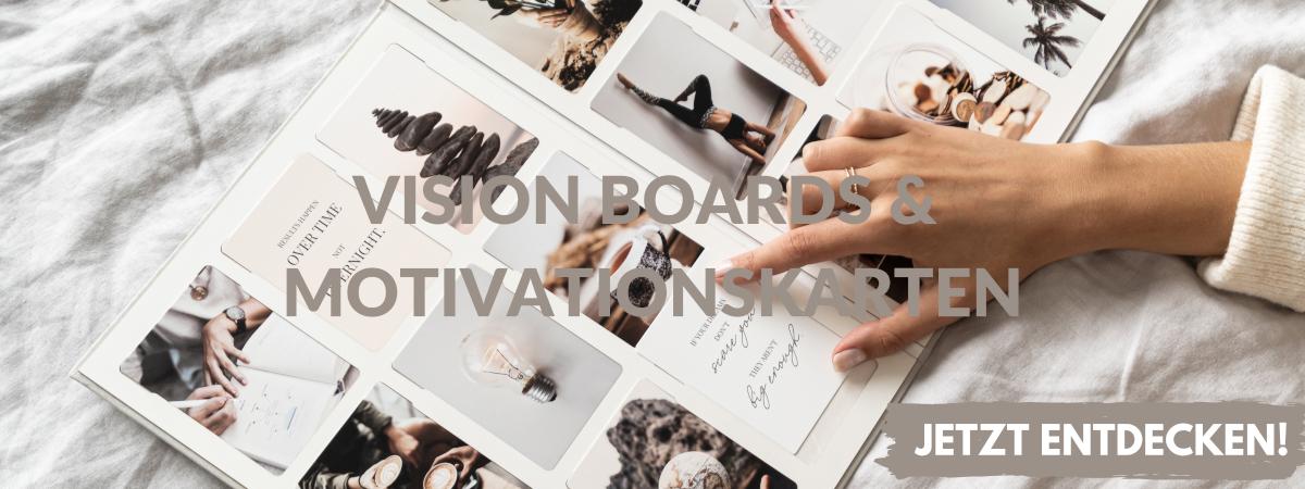 Motivationskarten & Vision Board online kaufen