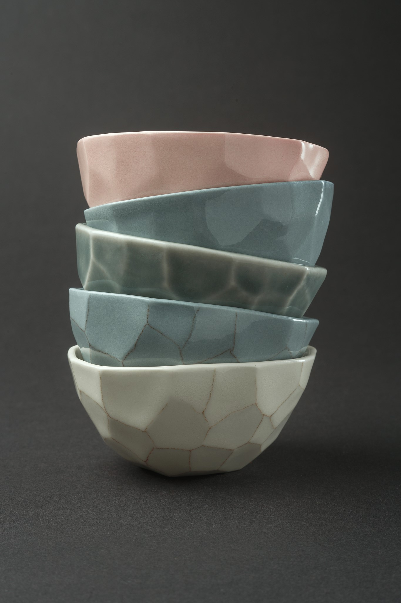 Becher aus Porzellan & Keramik skandinavisches Design