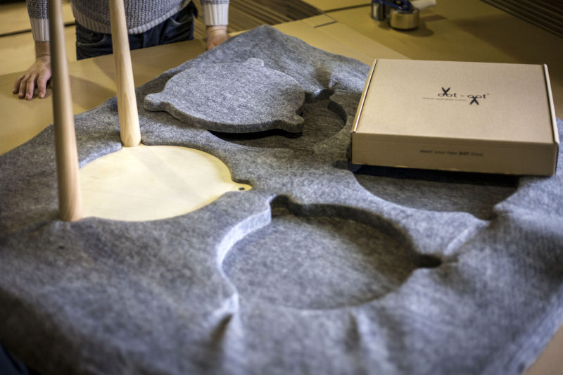 Making of Hocker DOT von oot-oot