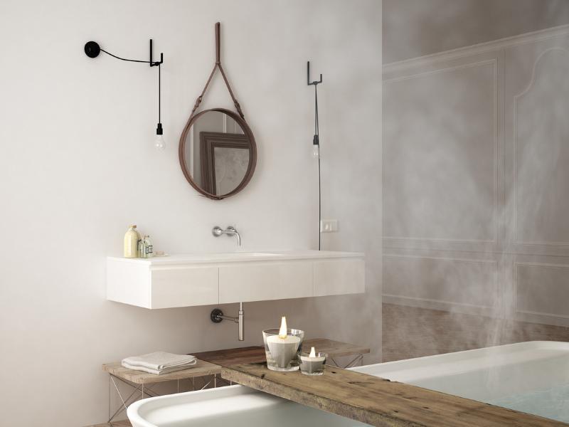 Badezimmer natürlich einrichten Trends und Ideen