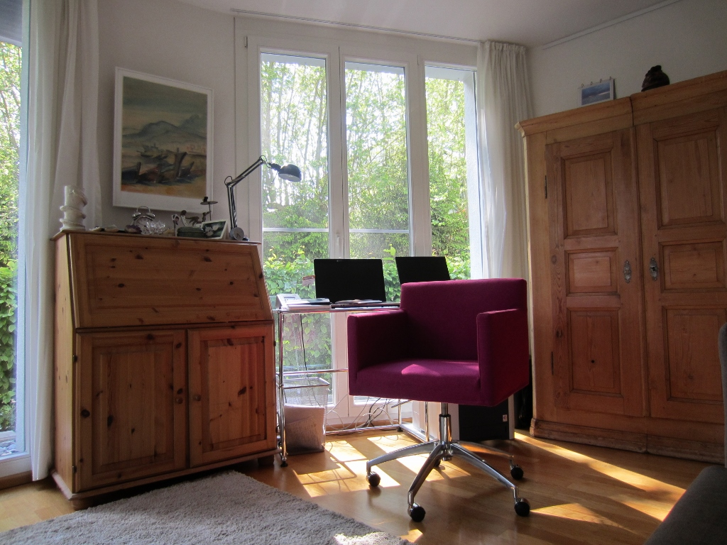 Home-Office einrichten