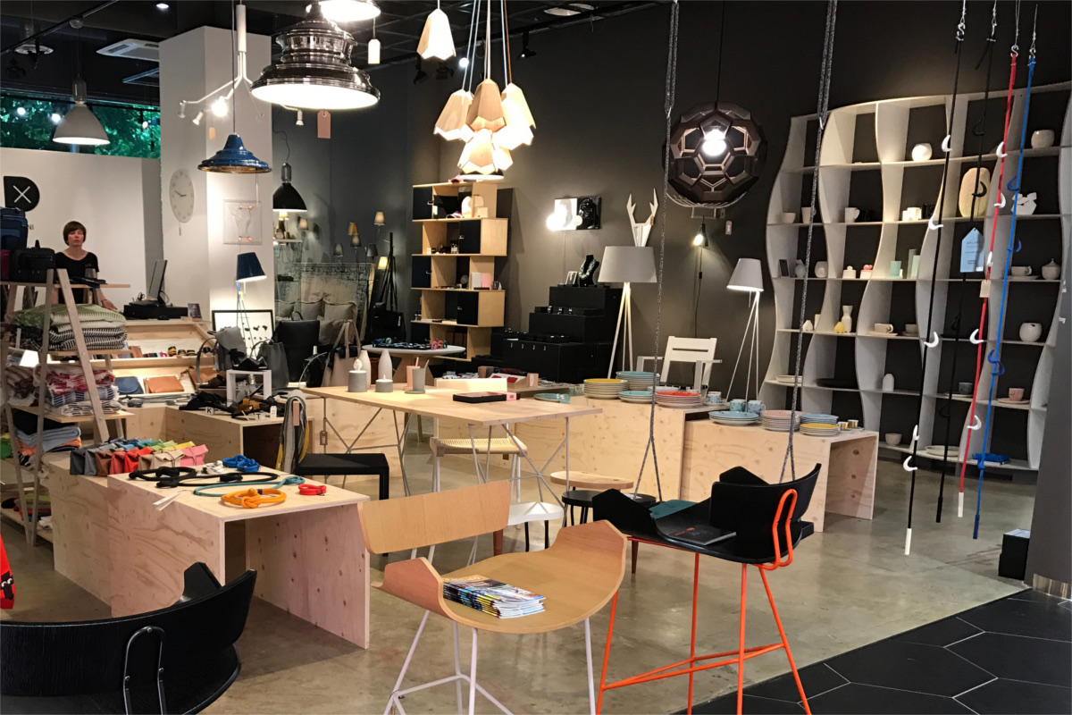 Design Shop Tallinn Estland