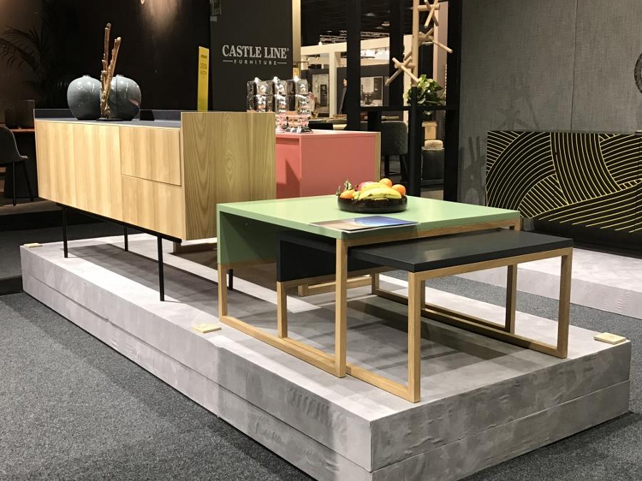 Woodman Möbel auf IMM Cologne 2019