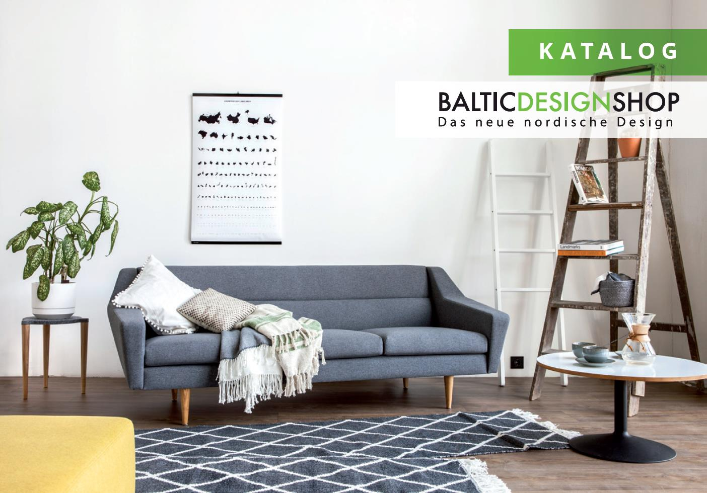 Katalog Baltic Design Shop
