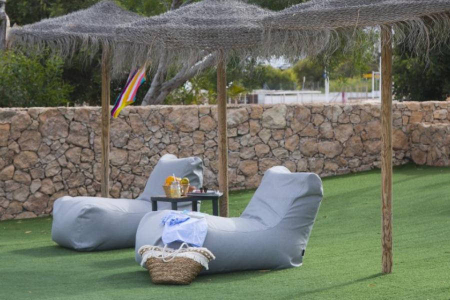 Outdoor Sitzsack Lounge hochwertig Design