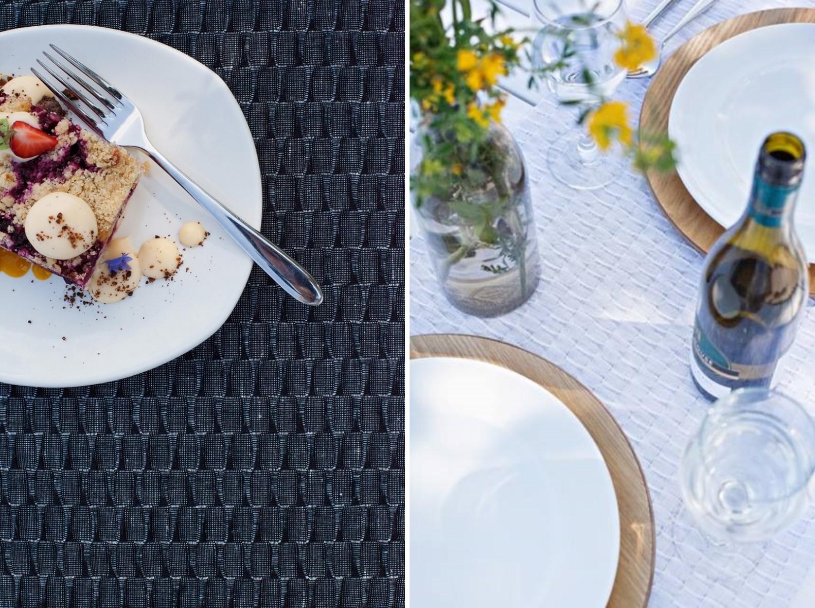 Tischdecken aus Leinen und Baumwolle Design kaufen
