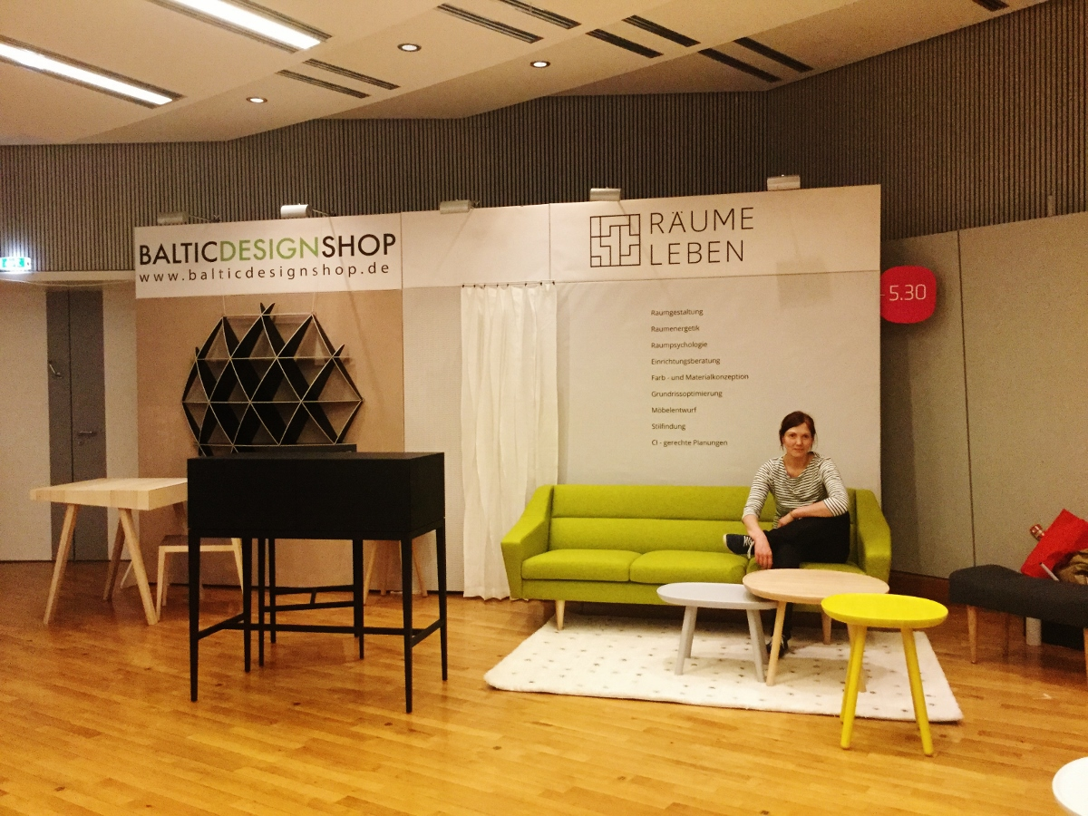 das war sie die 25 blickfang messe in stuttgart baltic design shop. Black Bedroom Furniture Sets. Home Design Ideas