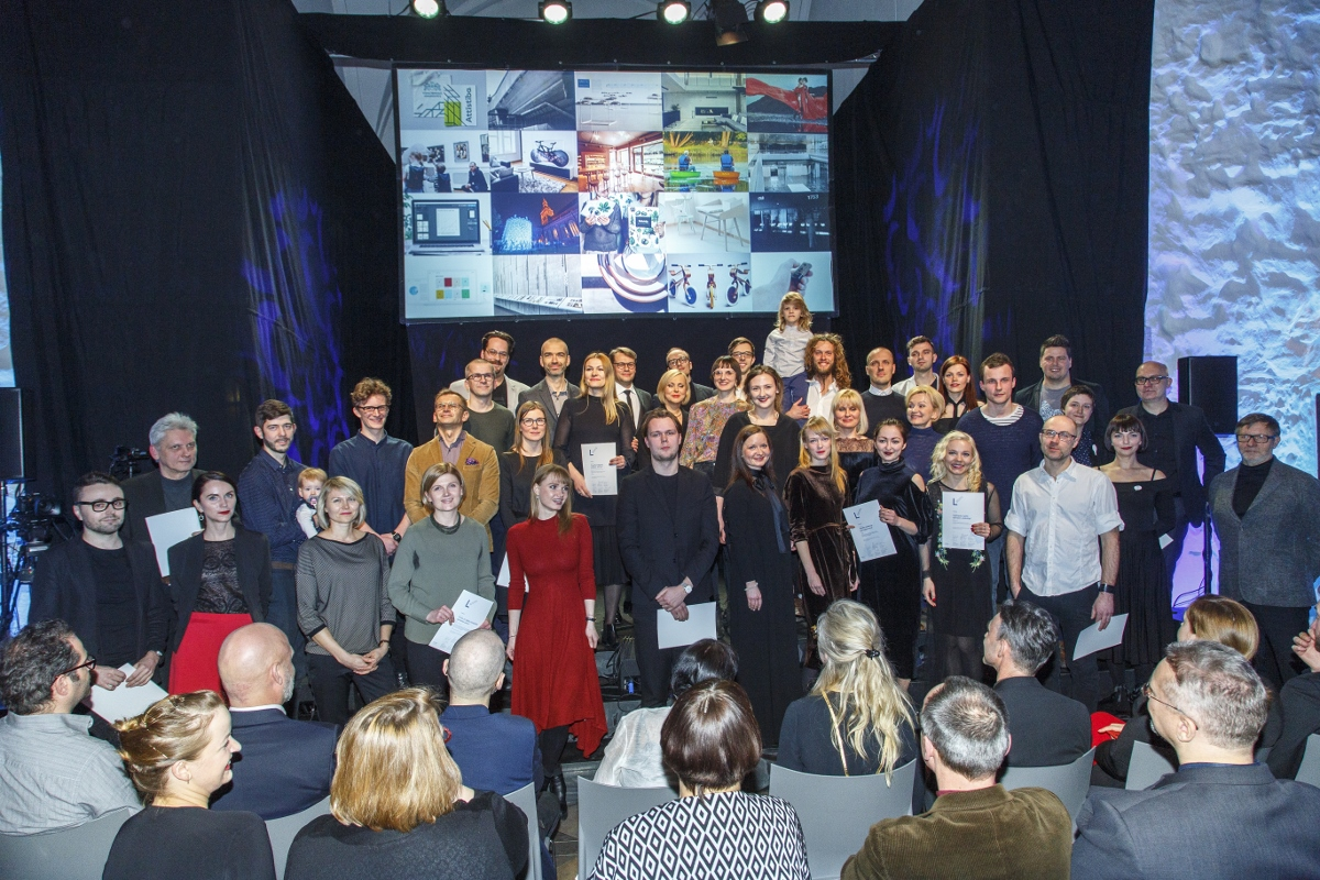 Latvian Design Award 2017