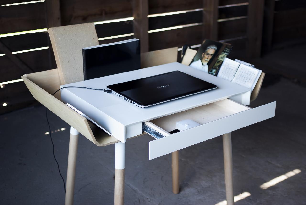 Schreibtisch Home-Office klein Design kaufen