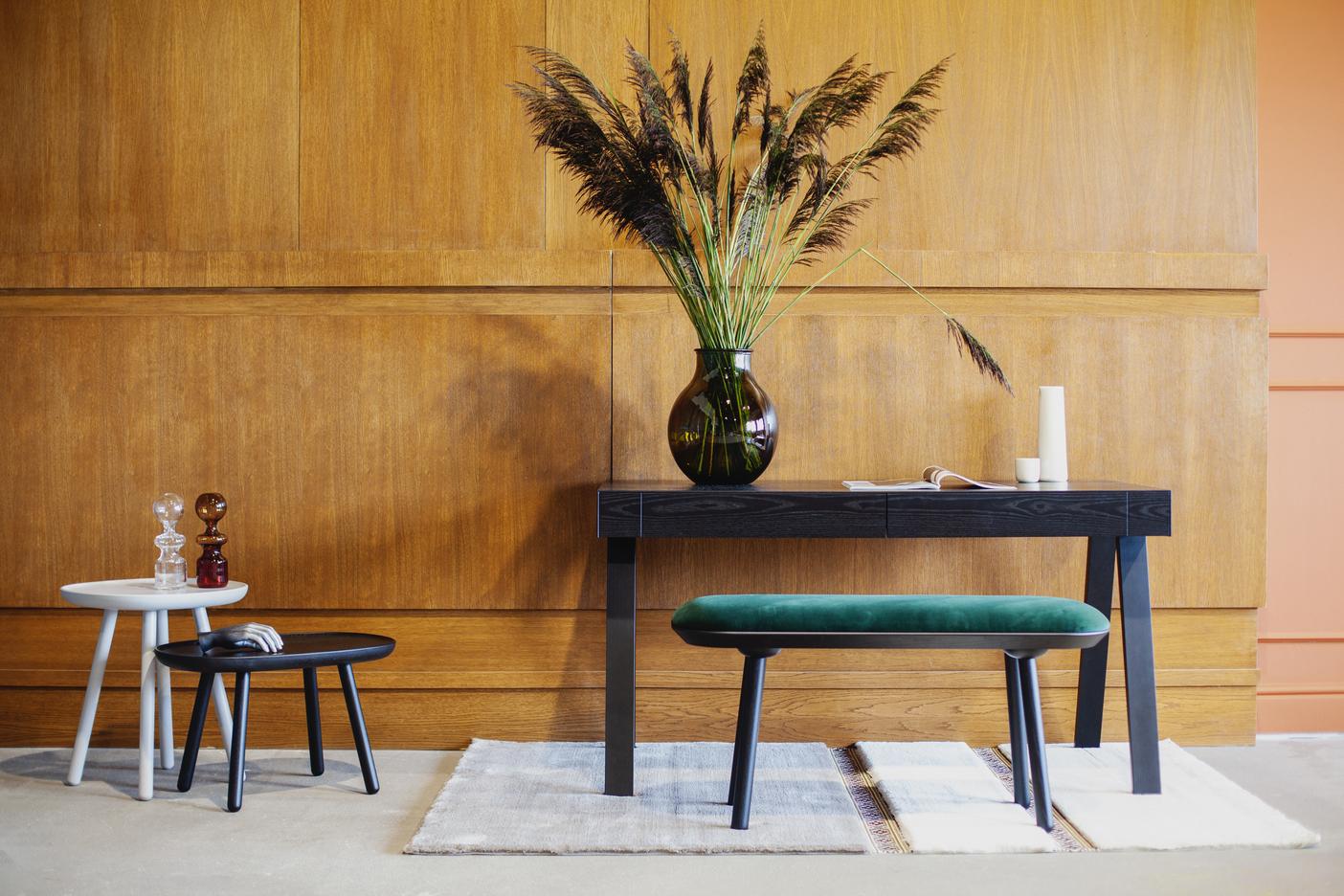 Schreibtisch Home-Office schwarz Design kaufen