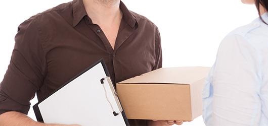 UPS-Paket