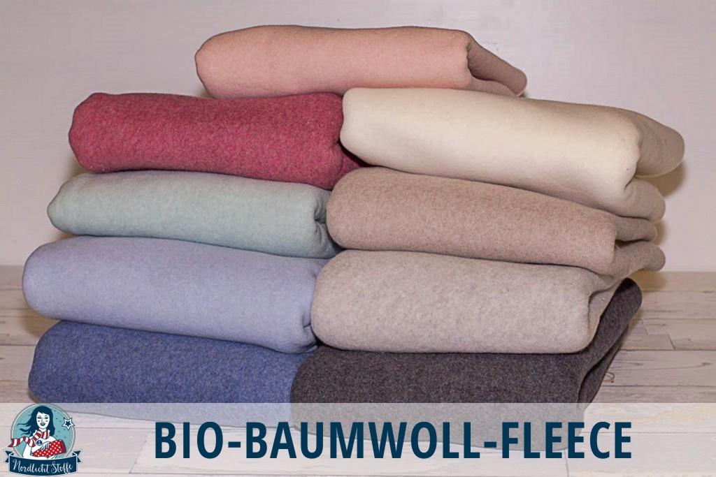 Bio-Baumwoll-Fleece