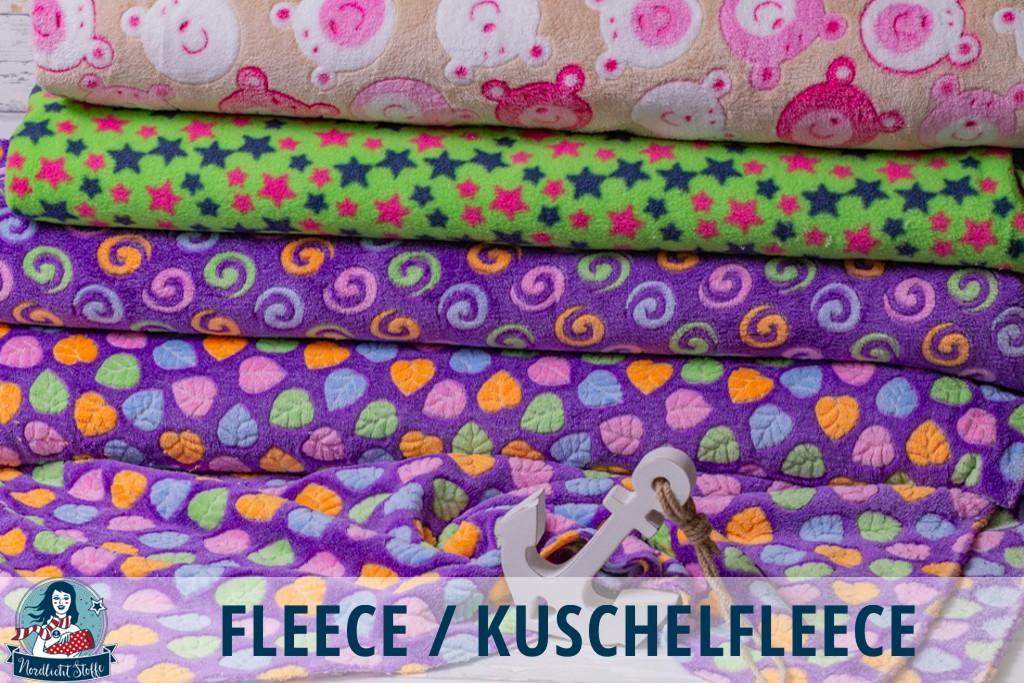 Fleece / Kuschelfleece