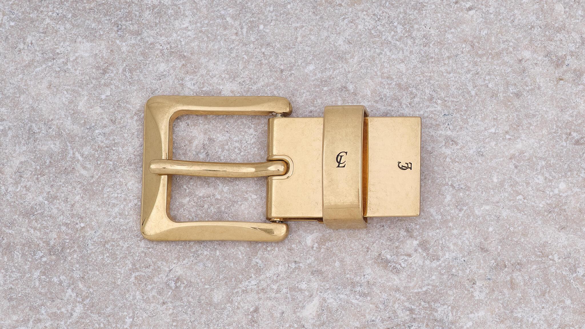 Wendegürtel No. 530 Antique Gold