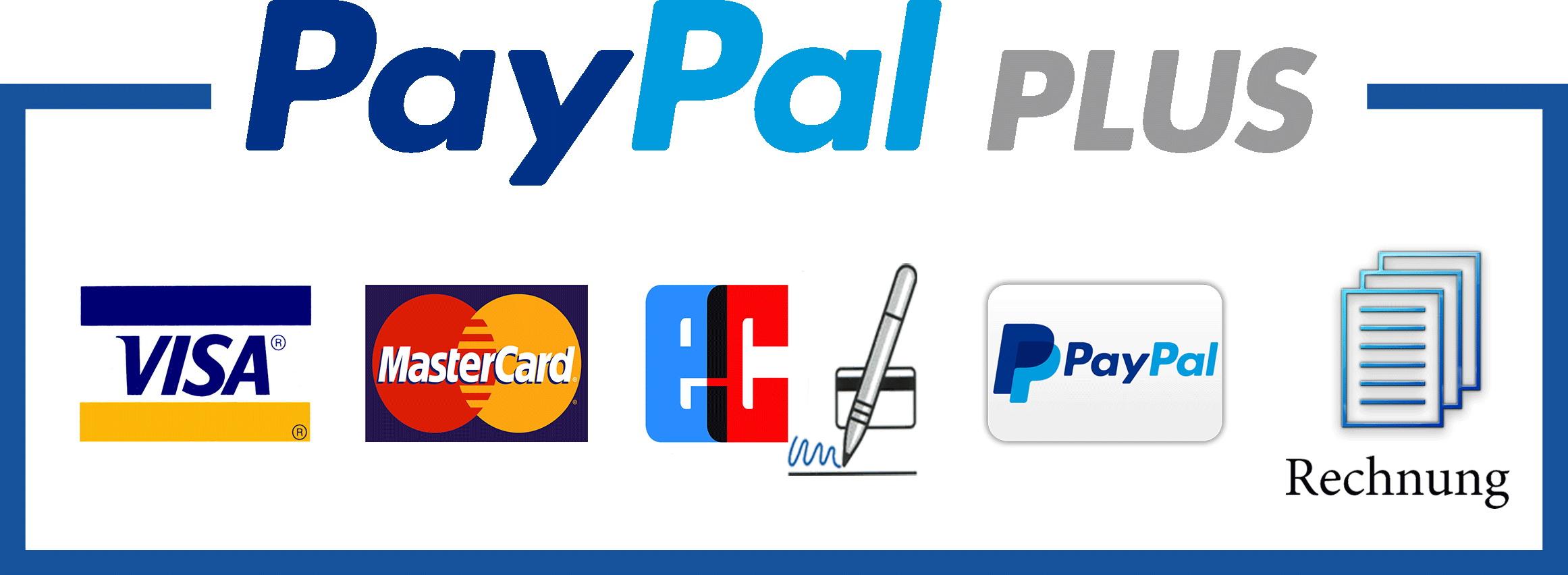 Rechnungskauf Kreditkarte Lastschrift