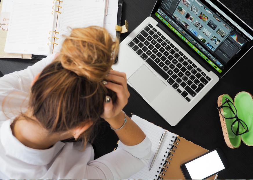 Weniger Stress am Arbeitsplatz - Achtsamkeitsübungen Tipps