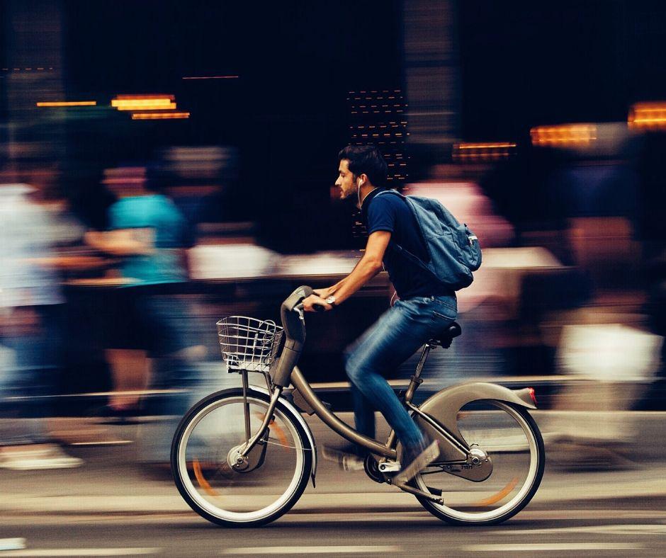 Bike Boom als neuer Trend der Zukunft