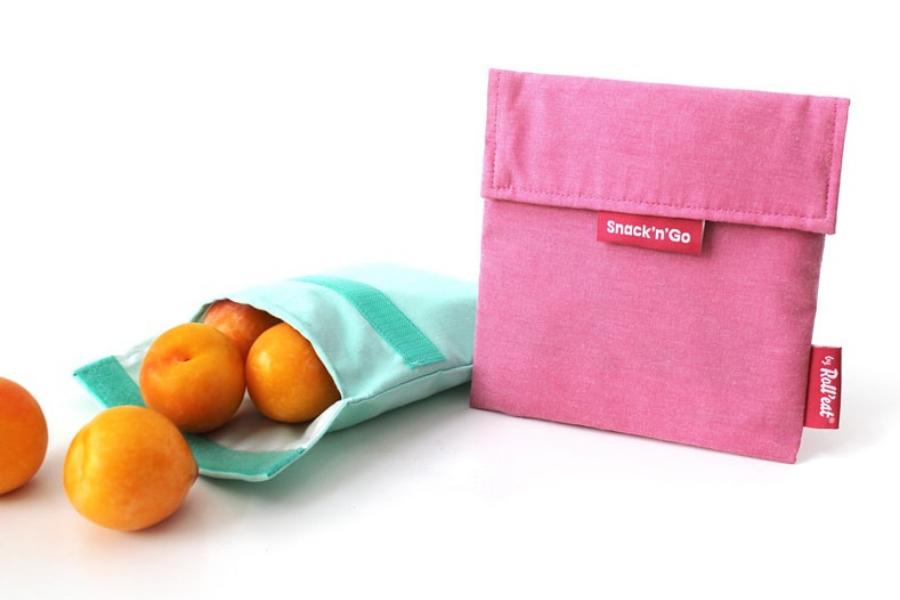 Geschenkideen Mitarbeiterevents - Snackbag nachhaltig