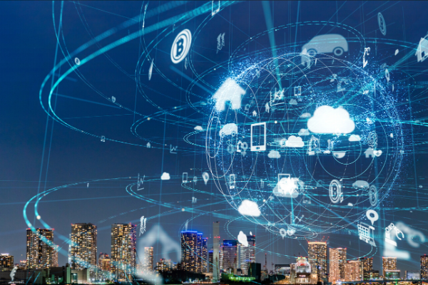 Stadt der Zukunft - Smart City