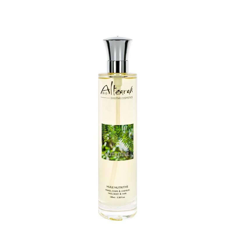 Nährendes Körperöl Bio Speziell geeignet für sensible und trockene Haut von ALTEARAH.