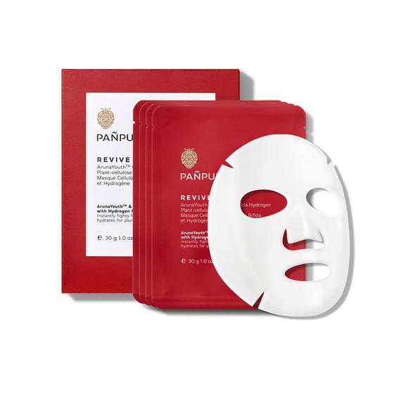 REVIVE Bifida Hydrogen Plant-Cellulose Sheet Mask Single