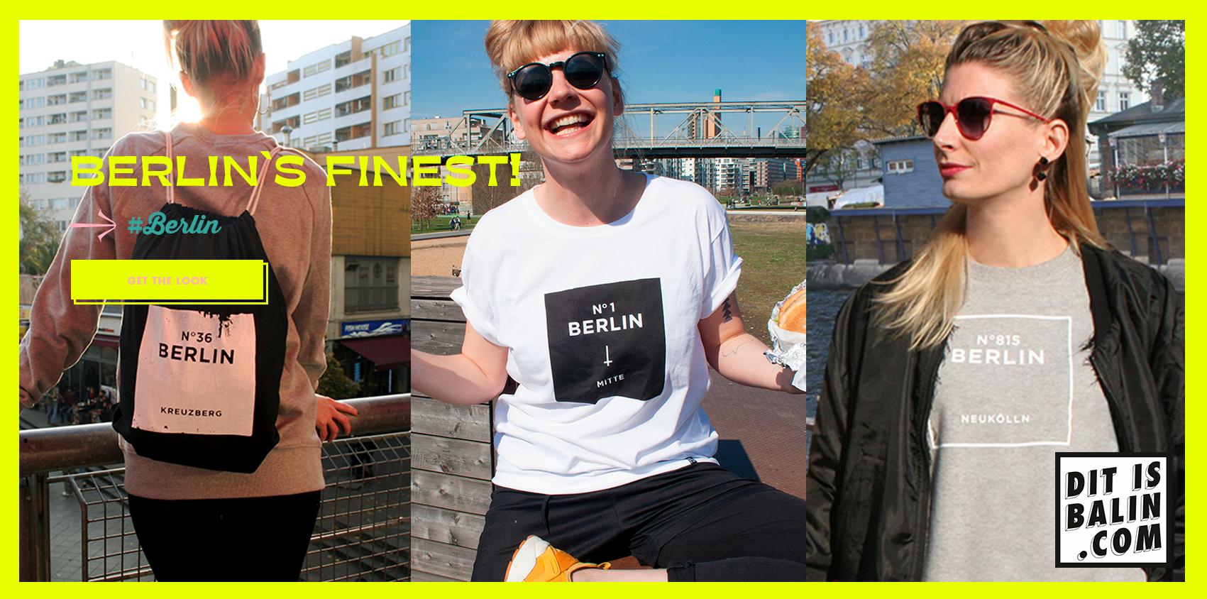 DIT IS BALIN – Berlin