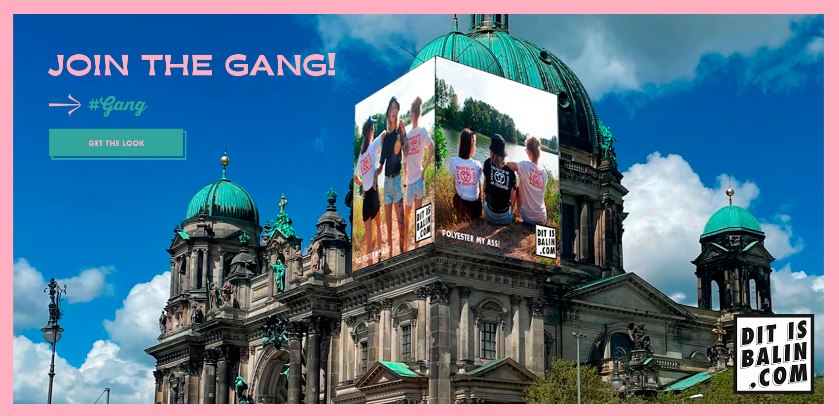 DIT IS BALIN – Gang