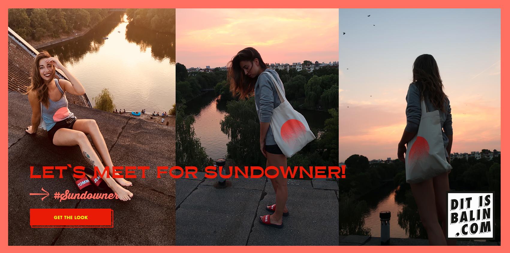 DIT IS BALIN – Sundowner
