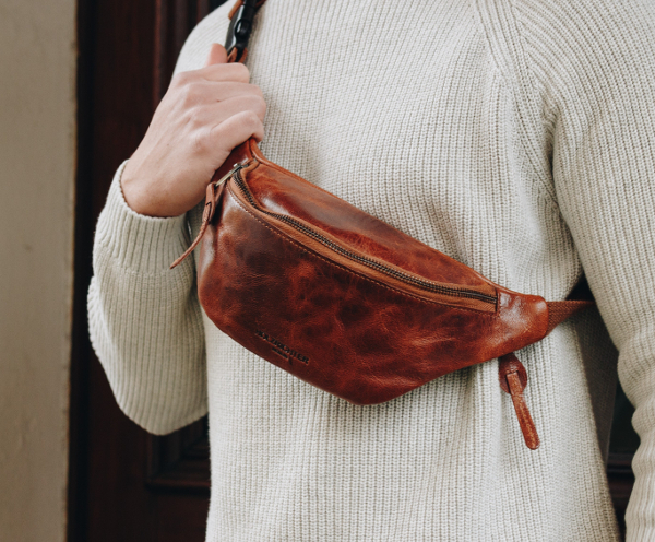 Belly Bag Leather